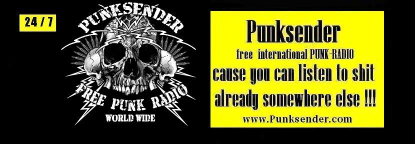 Punksender -Punk Radio Facebook